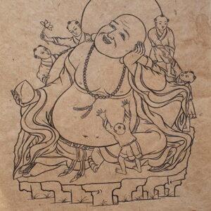 Laughing Bouddha