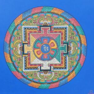 Mandala de Tchenzik