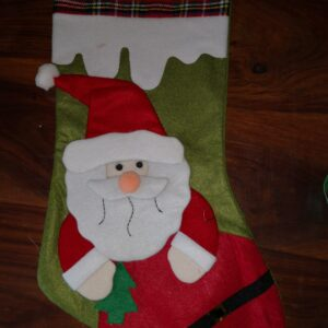botte de Noël – à personnaliser