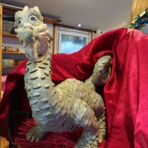Dragon argile