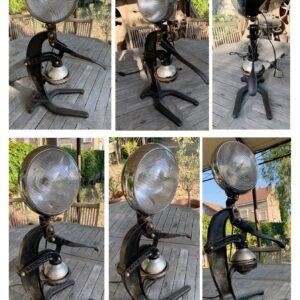 Lampe Presse Agrume