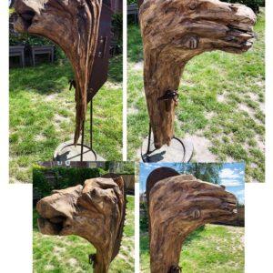 Sculpture Dino