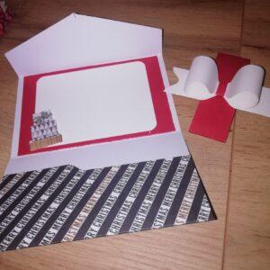 Carte enveloppe